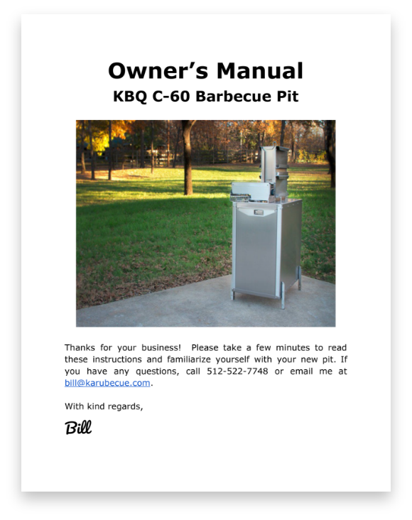 Manual image